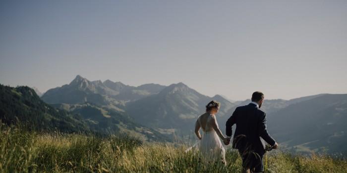 Anne-Laure & Clement - Switzerland