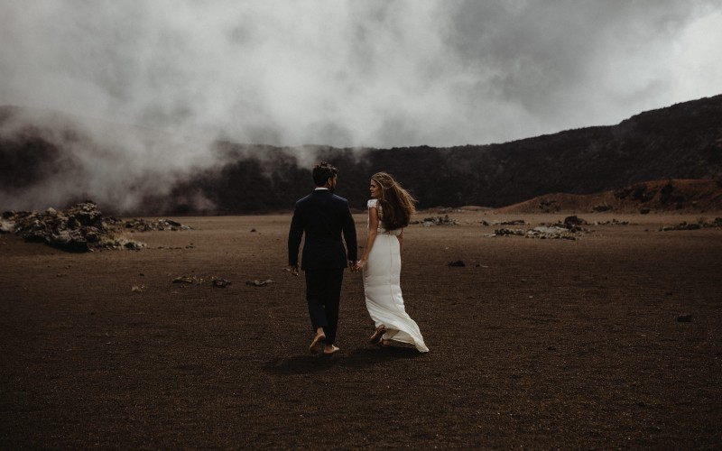 Laure & Boris - un mariage à l'île de la Reunion (France)